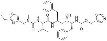 165315 26 4 - Ritonavir EP Impurity C CAS 1010808-43-1