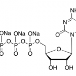Structure of 5 Methylcytidine 5 Triphosphate CPT Trisodium Salt CAS 327174 86 7 150x150 - Carbohydrate and Nucleotide Development