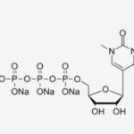 Structure of N1 methyl pseudouridine 5 triphosphate UTP trisodium salt Solution CAS UENA 0196 150x150 - 2-Isocyanatoethyl 2,6-diisocyanatocaproate CAS 69878-18-8