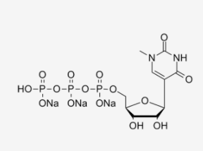 Structure of N1 methyl pseudouridine 5 triphosphate UTP trisodium salt Solution CAS UENA 0196 - Methyl 4,5-diaMino-3-fluoro-2-(phenylaMino)benzoate CAS 606144-42-7